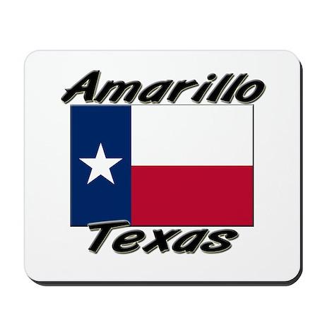 Amarillo Texas Mousepad