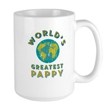 World's Greatest Pappy Mugs
