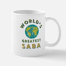 World's Greatest Saba Mugs