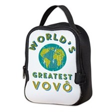 World's Greatest Vovô Neoprene Lunch Bag