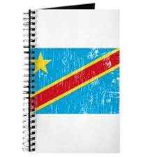 Vintage Congo Journal