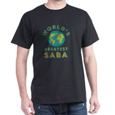 World's Greatest Saba T-Shirt