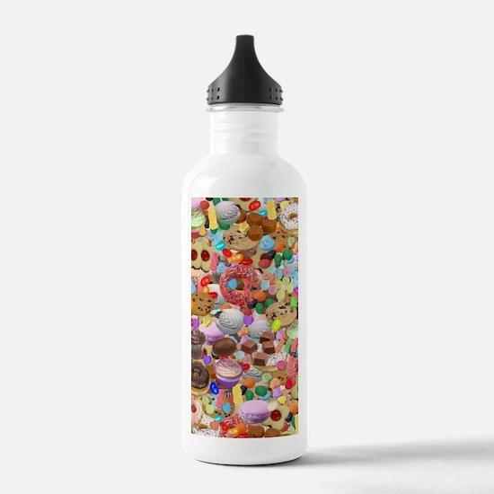 Sweet Treats Water Bottle