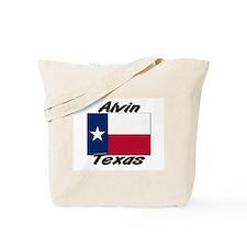 Alvin Texas Tote Bag