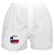 Alvin Texas Boxer Shorts