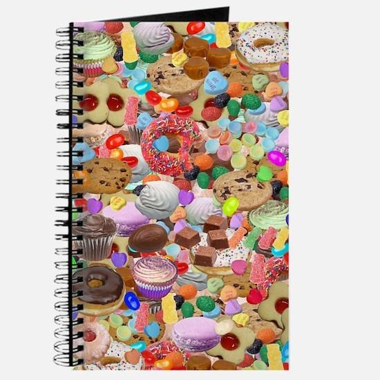 Sweet Treats Journal