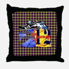 International Scotland football main Throw Pillow