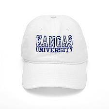 KANGAS University Baseball Cap