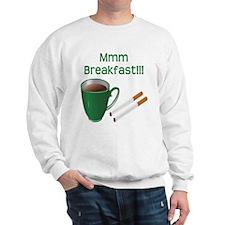 Coffee and Cigarettes Sweatshirt