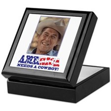 Reagan-America.png Keepsake Box