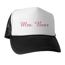Mrs. Bear  Trucker Hat