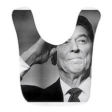Ronald Reagan Salutes Bib