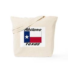 Abilene Texas Tote Bag