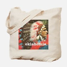Oklahomie (original) Tote Bag