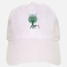 Green Celtic Tree of Life Baseball Baseball Baseball Cap