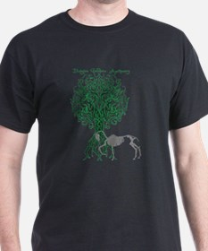 Green Celtic Tree of Life T-Shirt