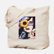 """Island Dream"" by Anya Nadal Tote Bag"