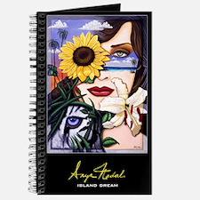 """""""Island Dream"""" by Anya Nadal Journal"""