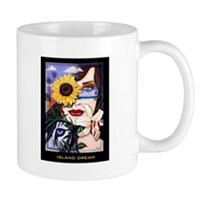"""Island Dream"" by Anya Nadal Mug"
