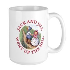 JACK & JILL WENT UP THE HILL Mug