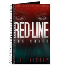 Red-Line: The Shift Cover Journal