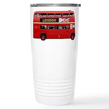 Cool British flag Travel Mug