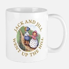 JACK & JILL WENT UP THE HILL Mug