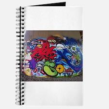 Graffiti Mural Journal