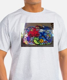 Mural t shirts shirts tees custom mural clothing for Murals on the t shirt