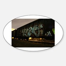 Vandal boxcar Decal