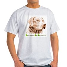 Unique Chesapeake bay retriever T-Shirt