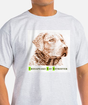 Cute Chesapeake bay retriever T-Shirt