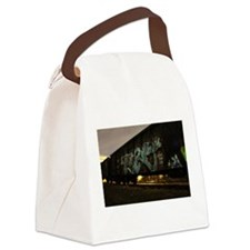 Vandal boxcar Canvas Lunch Bag
