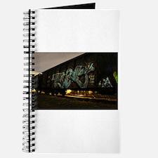 Vandal boxcar Journal