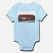 tag boxcar Body Suit