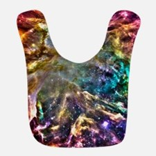 Colorful Cosmos Bib