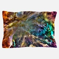 Colorful Cosmos Pillow Case