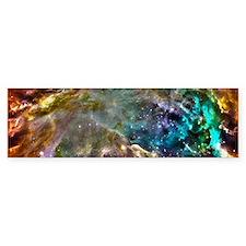 Colorful Cosmos Bumper Bumper Sticker