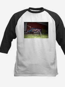 Boxcar vandal Baseball Jersey