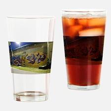 Unique Create a comic Drinking Glass