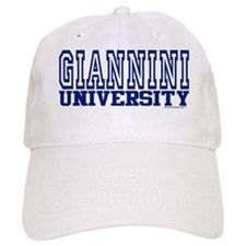 GIANNINI University Baseball Cap