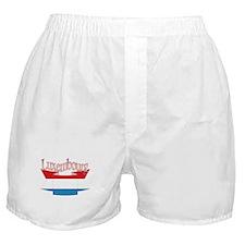 Luxembourg ribbon Boxer Shorts