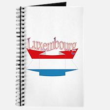 Luxembourg ribbon Journal