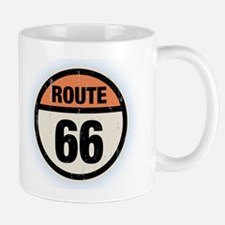 Round 66 Mug