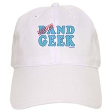 Band Geek Baseball Cap