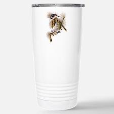 Audubon Crested Titmouse Travel Mug