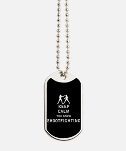 Funny Mixed wrestling Dog Tags