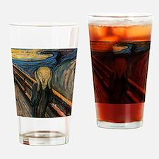 "Edvard Munch ""The Scream"" Drinking Glass"