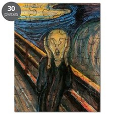 "Edvard Munch ""The Scream"" Puzzle"