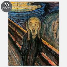 "Edvard Munch ""The Scream"" Puzzle"